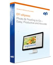 EFI eXpress for Proofing 4.5 Advance XL Mac/Win