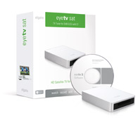 Elgato EyeTV Sat, USB 2.0 DVR, DVB-S2, Common Interface Slot
