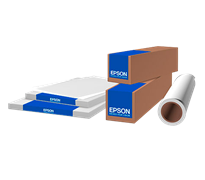 "Epson Double Weight Matte Paper 24"" x 25 m, 180g"