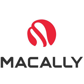 Macally USB kabel s konektorem Lightning (1,8m), �ern�