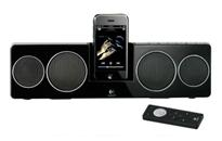 Repro Logitech Pure-Fi Anywhere2 pro iPod/iPhone, black