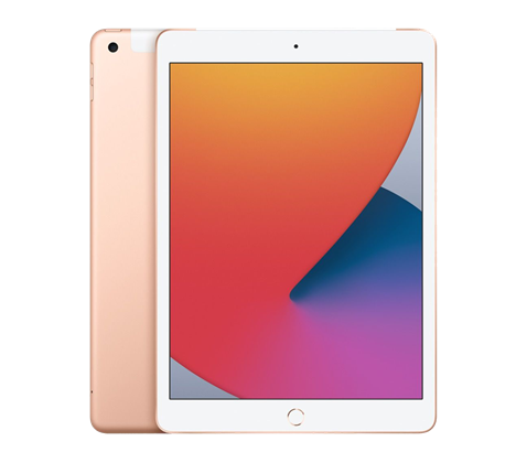 Apple iPad Wi-Fi + Cellular 128GB (2020)