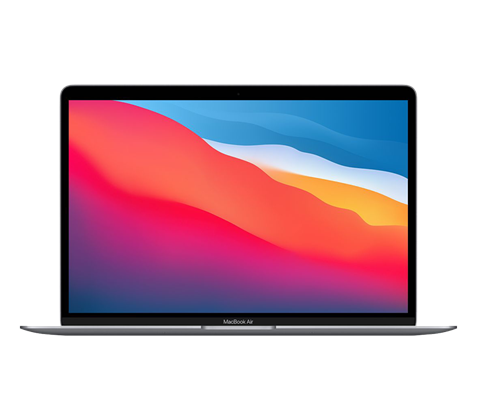 Apple MacBook Air 13'' M1, 16 GB, 512 GB SSD, vesmírně šedý