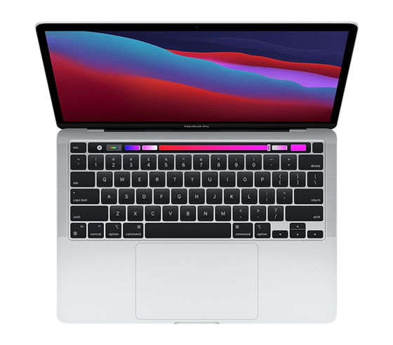 "Apple MacBook Pro 13"" M1, 16 GB, 1 TB SSD, CZ"