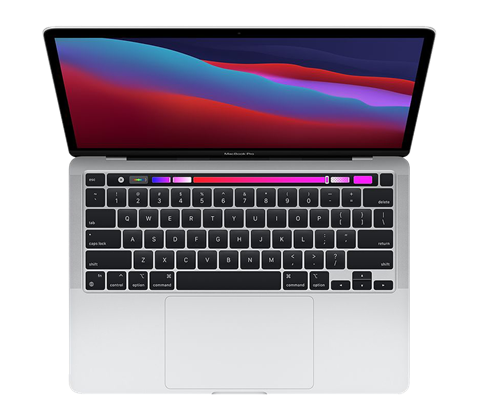 "Apple MacBook Pro 13"" M1, 8 GB, 512 GB SSD, CZ"
