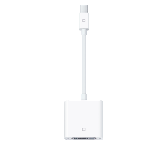 Apple Mini DisplayPort to DVI Adaptér