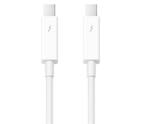 Apple Thunderbolt kabel (2.0 m)