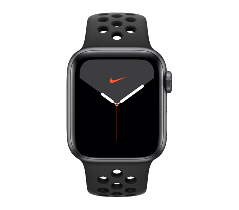 Apple Watch Nike Series 5, vesmírně šedé