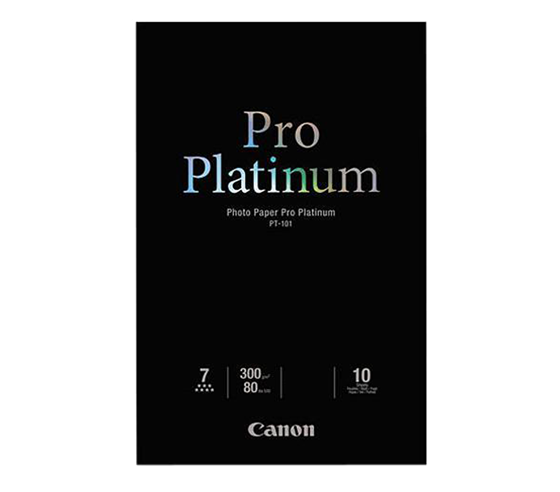 Canon Photo Paper Pro Platinum PT-101 300 g/m2