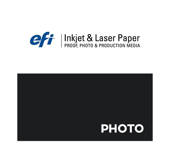 EFI Photo Fine Art ''Handmade'' Water Color Paper 140 g/m2