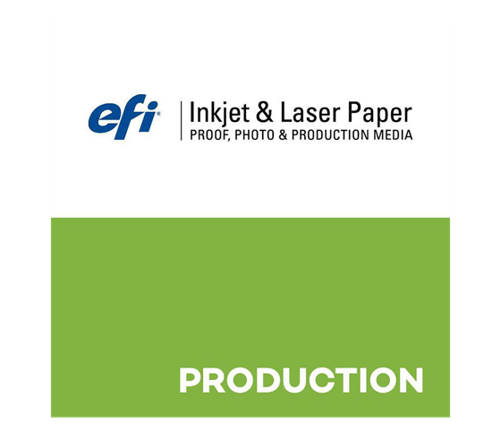 EFI Production ecoS Paper SG225 Semiglossy 225 g/m2