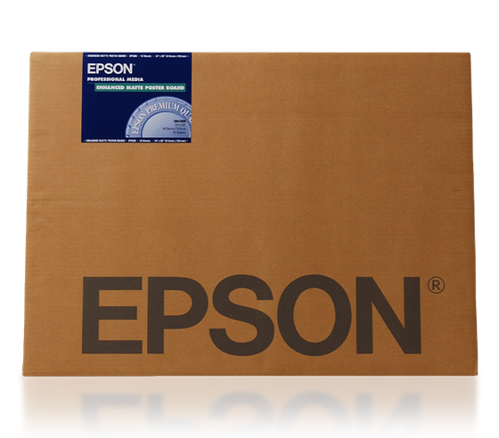 Epson Enhanced Matte Poster Board 1130 g/m2 - síla 1,2 mm