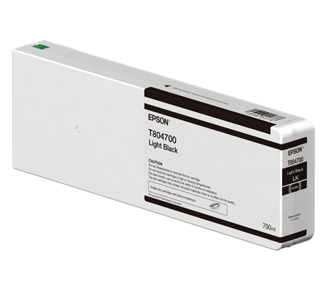 Epson Light Black T804700 700 ml