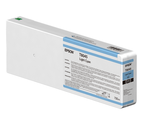 Epson Light Cyan T804500 700 ml