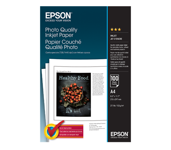 Epson Photo Quality Ink Jet Paper 102 g/m2