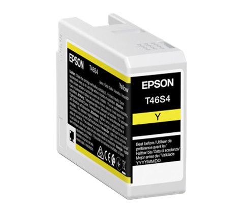 Epson Singlepack Yellow T46S4 UltraChrome Pro Zink