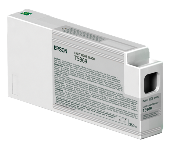 Epson T596 Light Light Black 350 ml