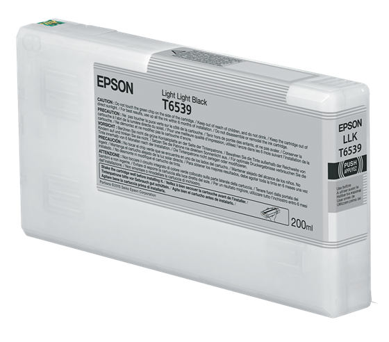 Epson T6539 Light Light Black (200 ml)