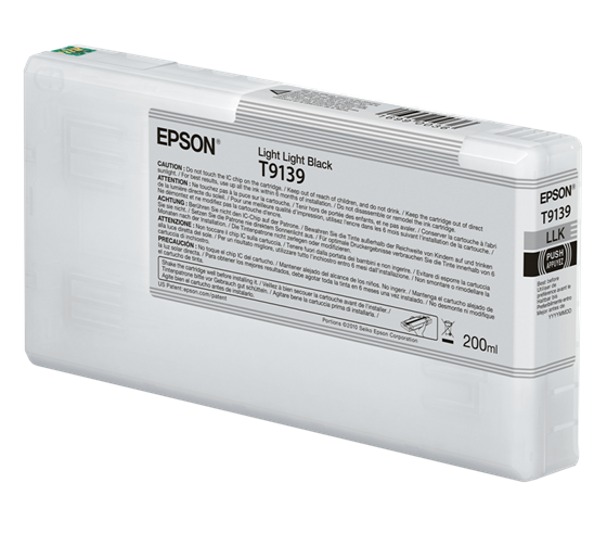 Epson T9139 Light Light Black 200 ml