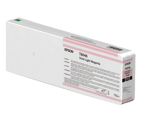 Epson Vivid Light Magenta T804600 700 ml
