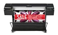 HP DesignJet Z5200ps, 44'' Photo Printer, PS3, 8 barev, spektrofotometr (+sada mat.)