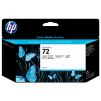 HP No. 72 Photo Black Ink Cartridge pro DJ T610, T620, T770, T790, T1100, T1200, T1300, T2300 (130ml)