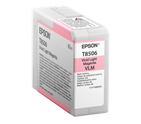 ink vivid light magenta UltraChrome HD pro Epson SC-P800 (80ml)