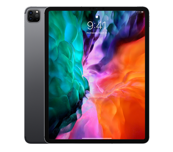 "iPad Pro 12.9"" Wi-Fi + Cellular 512GB"