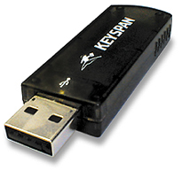 Keyspan Bluetooth USB adaptér (Mac/Win)