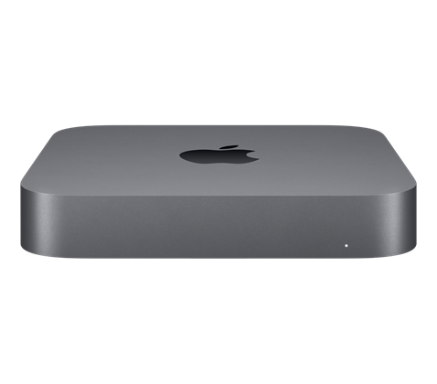 Mac mini i5 3.0GHz, 512GB (2020), vesmírně šedý