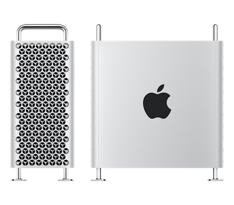 Mac Pro 3.2GHz 16-Core Intel Xeon W (2019) CTO, Myš + Trackpad
