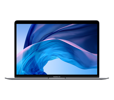 MacBook Air 13'' i5 1.1GHz, 512GB SSD, CZ (2020), vesmírně šedý