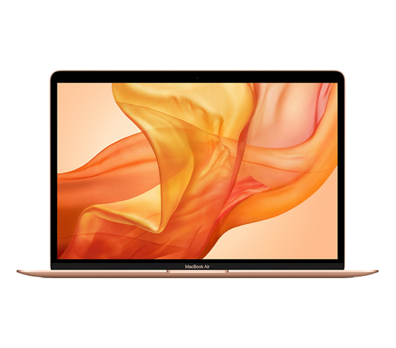 MacBook Air 13'' i5 1.1GHz, 512GB SSD, CZ (2020), zlatý