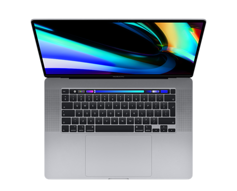 "MacBook Pro 16"" i7 2.6GHz (2019), 32GB, 512GB SSD, IE"