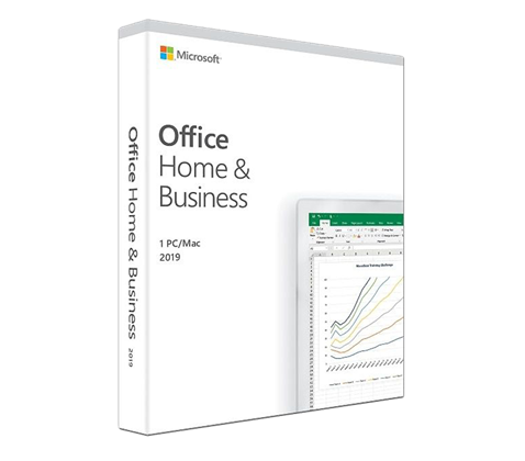 Office Home and Business 2019 EN, 1 PC/MAC (pro podnikatele)