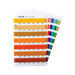 PANTONE Solid Color Chips Coated Replacement Pages