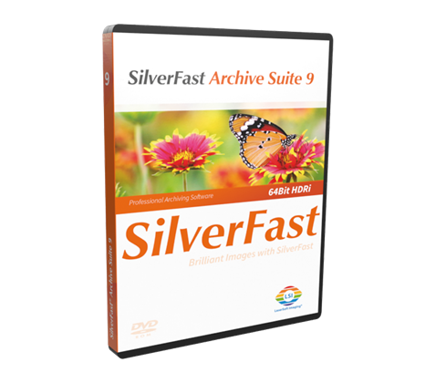 SilverFast 9 - Archive Suite