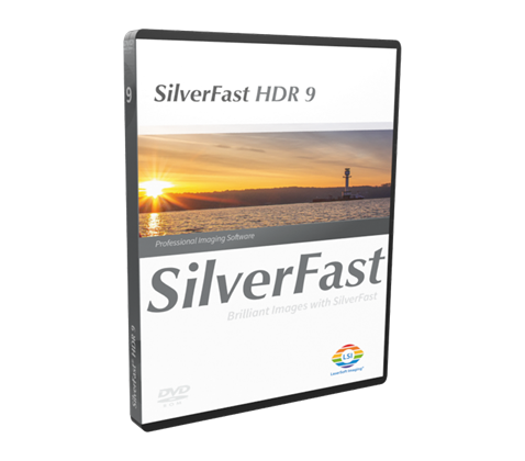SilverFast 9 - HDR
