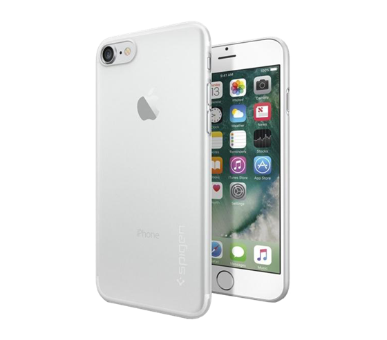 Spigen Air Skin pro iPhone SE (2. gen.) 8 a 7
