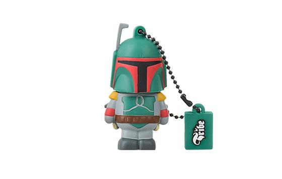 Star Wars, Boba Fett, 8GB USB flash disk