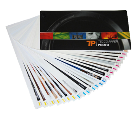 Tecco Photo Swatchbook Deluxe