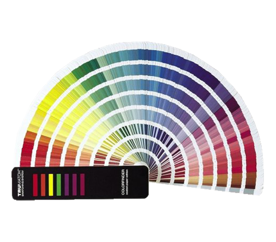TRUMATCH Colorfinder Coated Paper