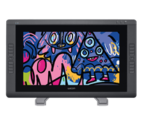 Wacom Cintiq 22HD Inter. Pen display