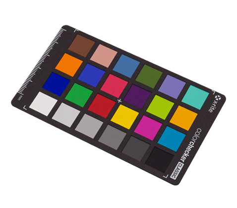 X-Rite ColorChecker® Classic Mini