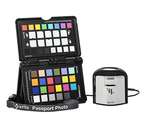 X-Rite i1 ColorChecker